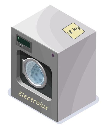 Machine à laver 18 kg v2