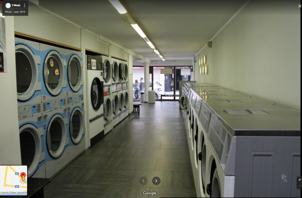 T-Wash - Liège